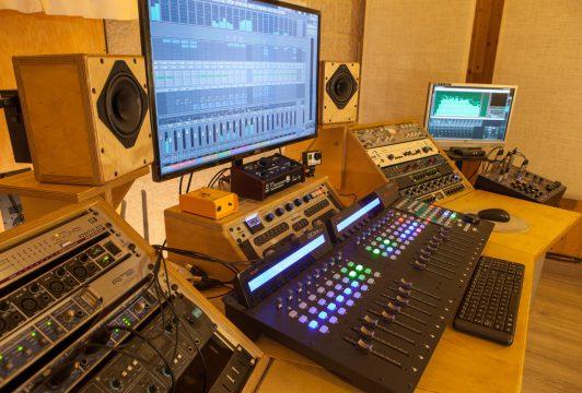 Escucha cercana Bungalow Studio de grabacion web